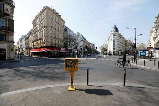 فرانسه 27 درصد از فعالیت های مالی خود را از دست داد