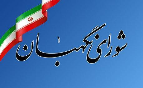 واکنش شورای نگهبان به اظهارات اخیر رئیس مجلس ، بی اطلاعی لاریجانی درباره انتشار مشروح مذاکرات شورا تعجب آور است