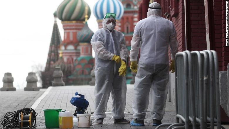 پوتین در خطر ، بحران کرونا در روسیه از نمای نزدیک