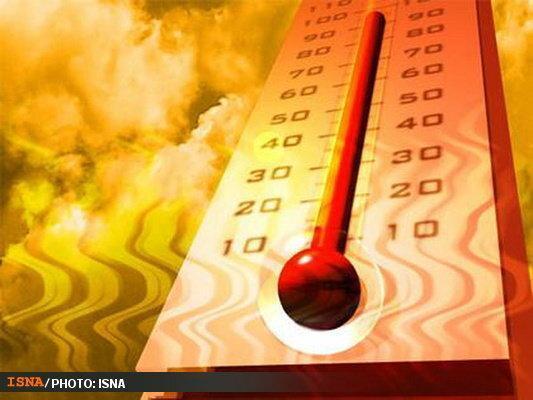 افزایش پلکانی دما در قزوین
