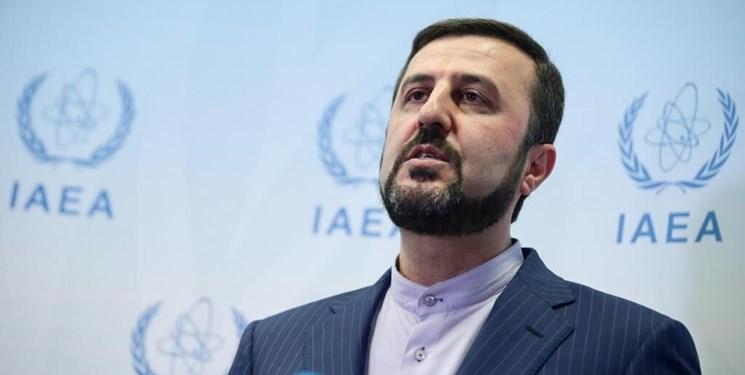 غریب آبادی: ایران قلمرو خود را بر مبنای ادعاهای دشمنانش به روی آژانس باز نمی کند