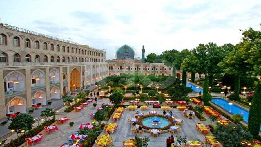 هتل های اصفهان همچنان بدون جهانگرد