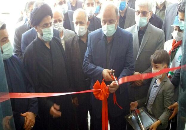 خبرنگاران مدرسه 9 کلاسه بنیاد برکت در چالوس افتتاح شد