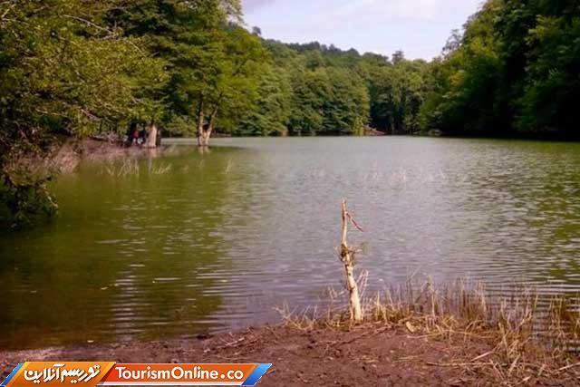توسعه گردشگری دریاچه الندان بر اساس ضوابط انجام می گردد