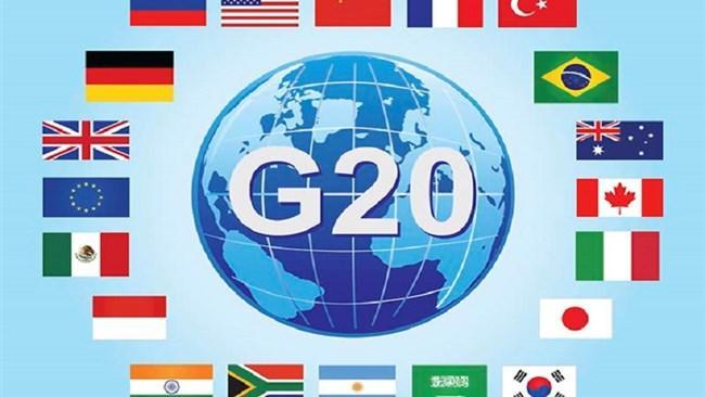 تولید ناخالص داخلی در اقتصادهای G20 با سقوط بی سابقه روبرو شد