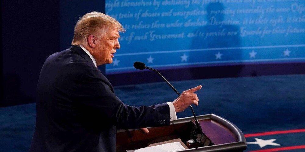 تشابه آمریکای کنونی با رُم در حال سقوط؛ نِرون ساز می زد، ترامپ گلف بازی!