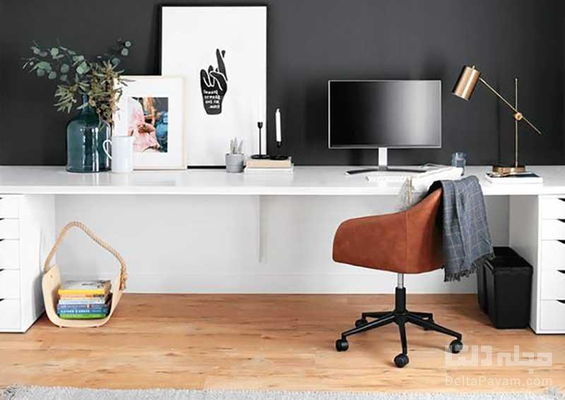 طراحی اتاق کار در منزل