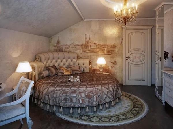 معرفی 13 مدل اتاق خواب لوکس با دکوراسیونی سلطنتی و فاخر