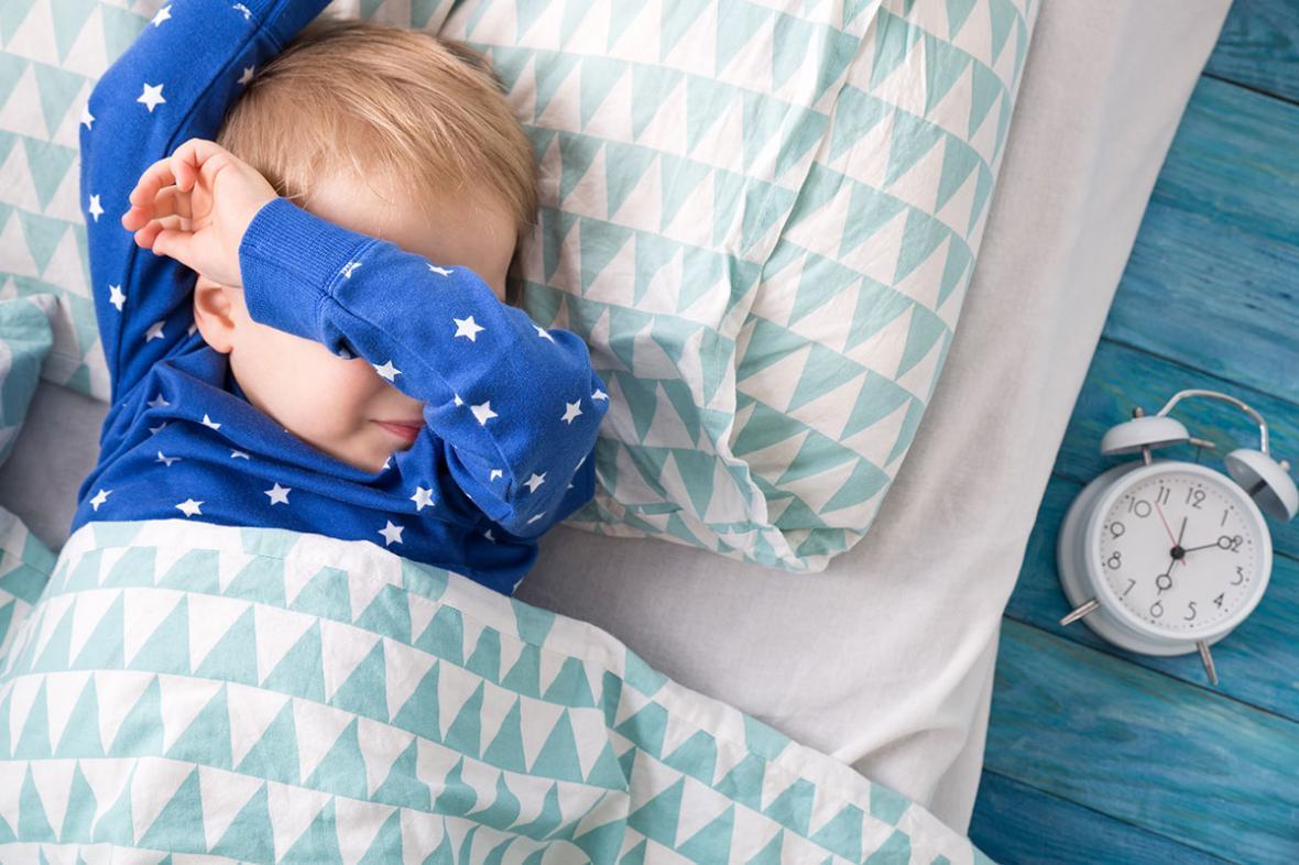 اختلالات خواب بچه ها