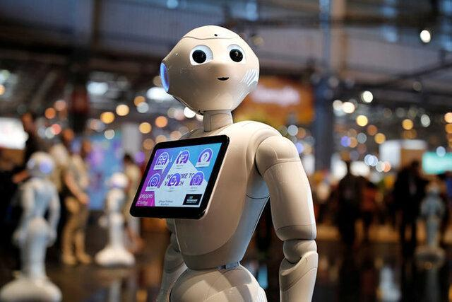ربات هایی که خانه می فروشند