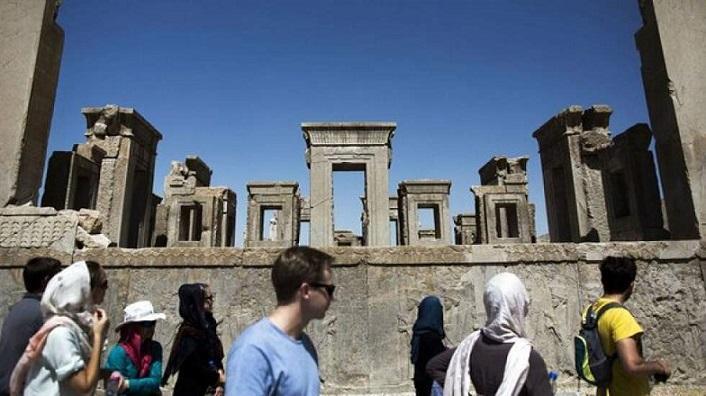 گردشگری ایران 72درصد رشد منفی داشته است