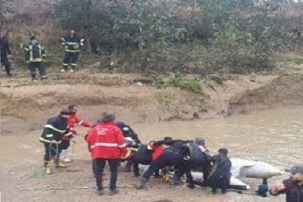 جسد مرد 31 ساله در بابل رود از آب گرفته شد