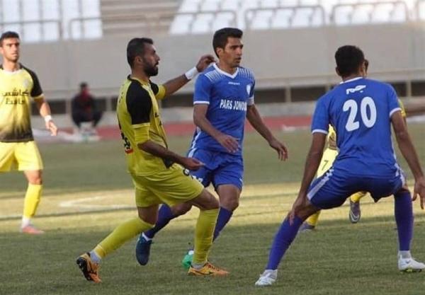 لیگ دسته اول فوتبال، تقابل کمالوند با تیم سابقش در دربی بوشهر، رویارویی صدرنشین با ملوان