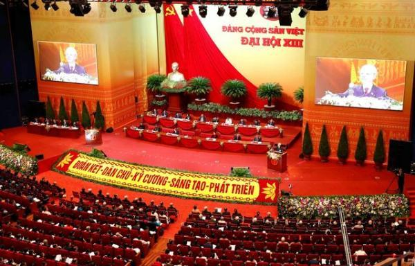 کنگره حزب کمونیست ویتنام، رهبری جدید خود را انتخاب می نماید