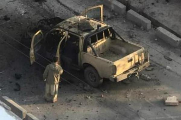 کابل باز هم صحنه انفجار بود