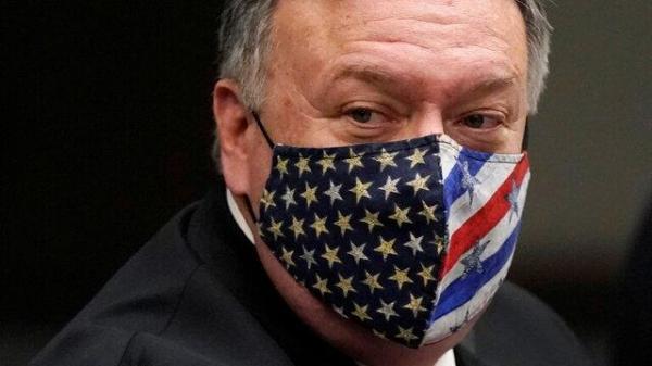 پامپئو: آمریکا جمهوری موز نیست!