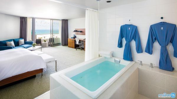 معرفی تعدادی از بهترین هتل های ساحلی کالیفرنیا