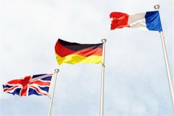 بیانیه سه کشور اروپایی: ایران از فرصت استفاده کند