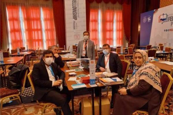 برگزاری کارگاه های ترجمه برای مترجمان ایرانی و ترک