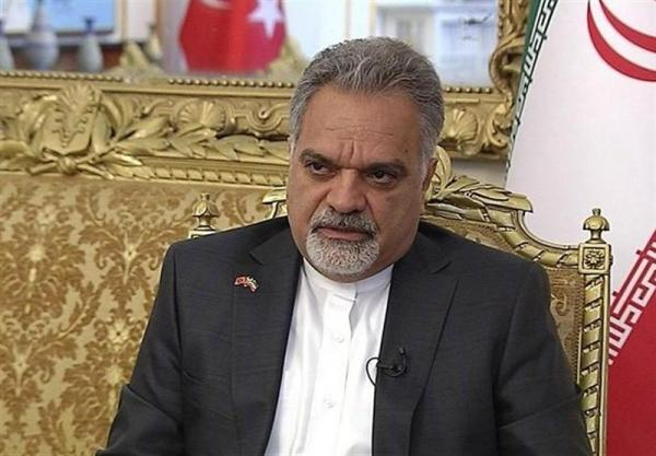 احضار سفیر ایران در ترکیه در واکنش به یک اظهار نظر خبرنگاران