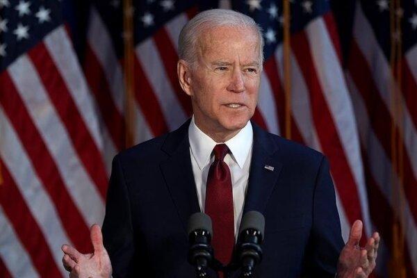 بایدن بر موضع تقابل جویانه واشنگتن با چین تأکید کرد