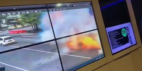 انفجار در نزدیکی کلیسای اندونزی؛ رسانه ها: این انفجار احتمالا انتحاری بود