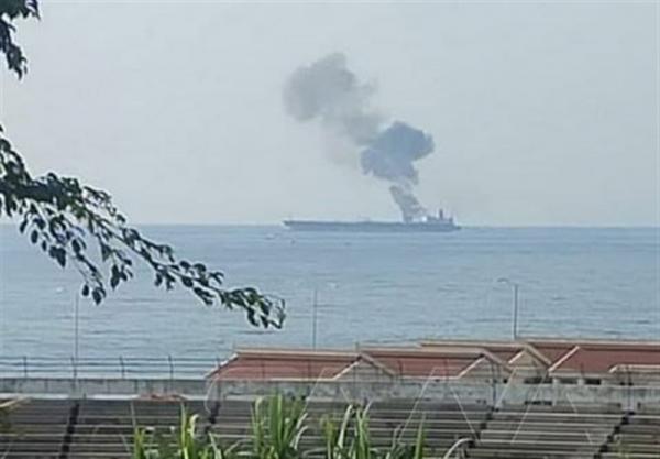 تکذیب بعضی منابع درباره حادثه کشتی در یک بندر سوریه