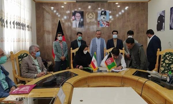 امضا دومین تفاهم نامه مرزی مشترک ایران و افغانستان برای رونق معیشت مرزنشینان