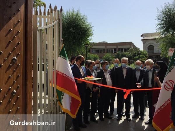 همزمان با روز جهانی موزه؛ باب عالی ، قدیمی ترین در کاخ گلستان باز شد