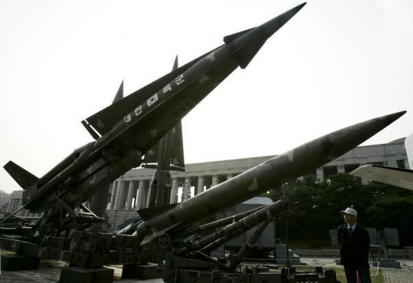 آمریکا در تقابل با چین محدودیت های موشکی کره جنوبی را لغو کرد