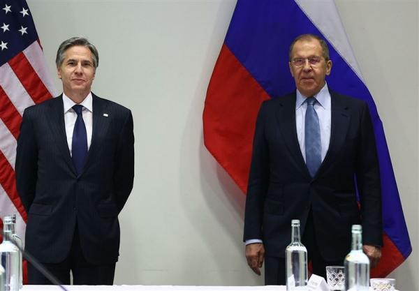 موضع بلینکن درباره روابط آمریکا و روسیه