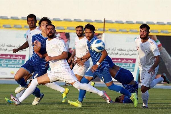 تیم فوتبال ناشنوایان یکشنبه به مصاف عراق می رود