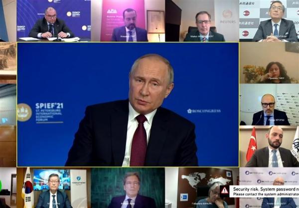 پوتین: آمریکا راهی را در پیش گرفته که به فروپاشی اتحاد جماهیر شوروی انجامید