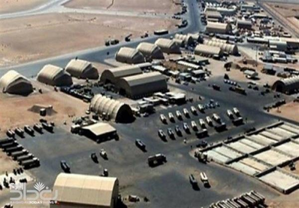 حمله پهپادی به پایگاه عین الاسد