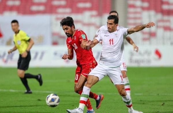 بحرین چشم انتظار باخت تیم ملی ایران برای معجزه و صعود!