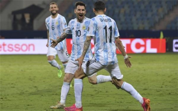 کوپا آمه ریکا؛ هیچکس جلودار آرژانتین نیست