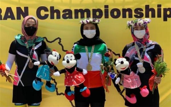 قهرمان دوچرخه سواری زنان ایران معرفی گردید