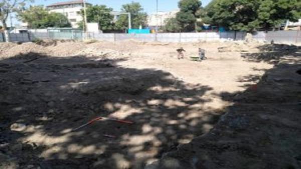 اجرای عملیات برآورد باستان شناسی در میدان آزادی قزوین