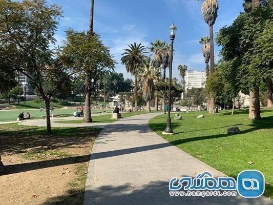 پارک مک آرتور برنی؛ یکی از زیباترین پارک های کالیفرنیا